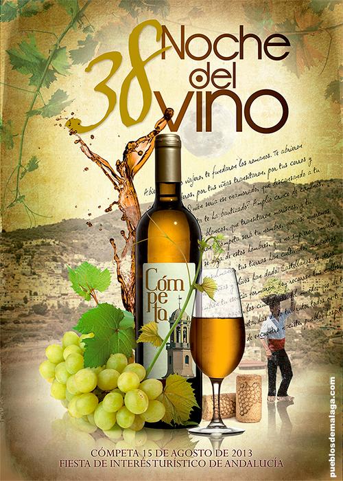Noche del Vino de Competa 2013