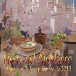 Ajoblanco de Almachar 2013
