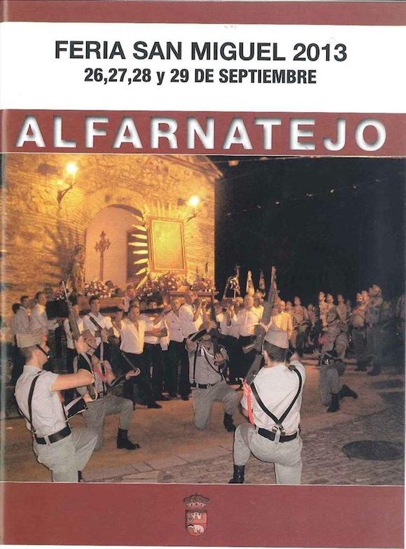 Feria de San Miguel de Alfarnatejo 2013