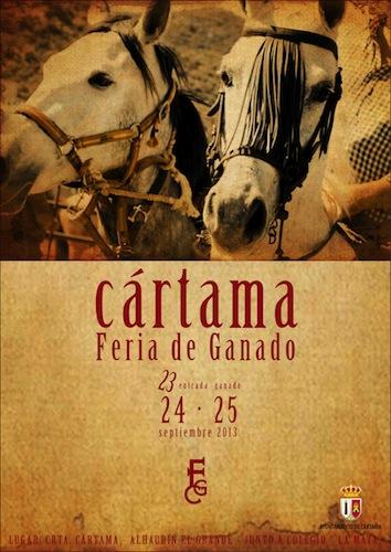 Feria del Ganado de Cártama 2013