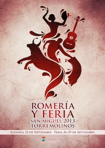 Cartel de la Feria de San Miguel de Torremolinos 2013