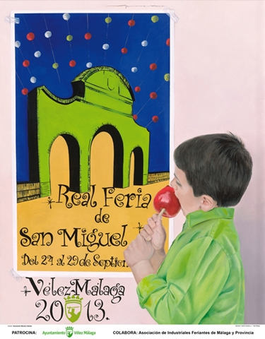 Feria de San Miguel de Vélez-Málaga 2013