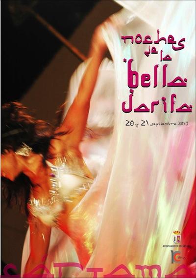 Noche de la Bella Jarifa 2013 en Cartama