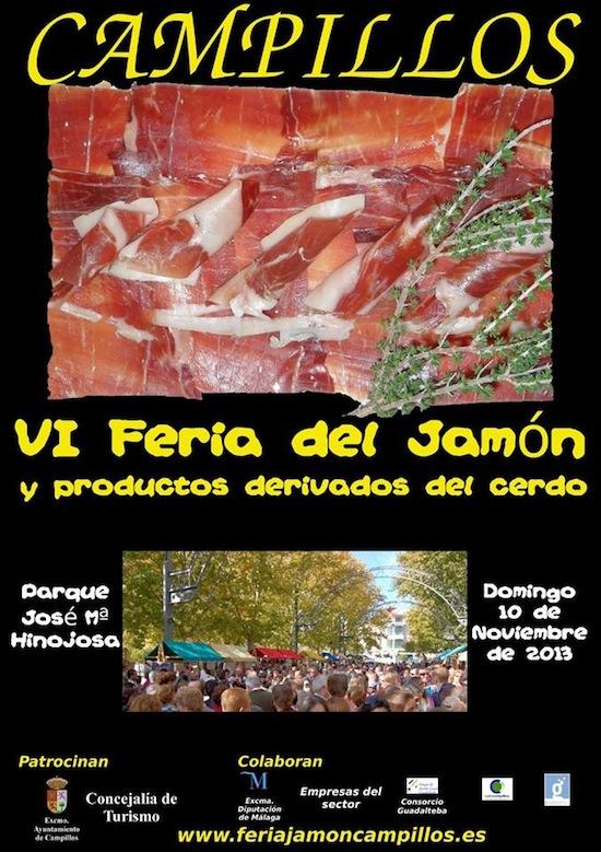 Feria del Jamón de Campillos 2013