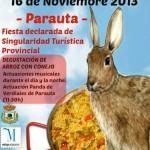 Fiesta del Conejo de Parauta 2013