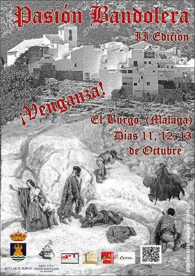 Pasión Bandolera de El Burgo 2013