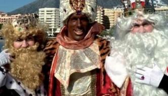Cabalgata de Reyes Magos en Marbella, Nueva Andalucía y San Pedro de Alcantara - 2014