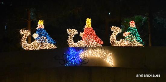 Cabalgata de Reyes Magos 2016