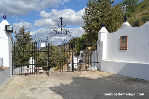 Ermita de la Virgen de los Remedios de Cártama