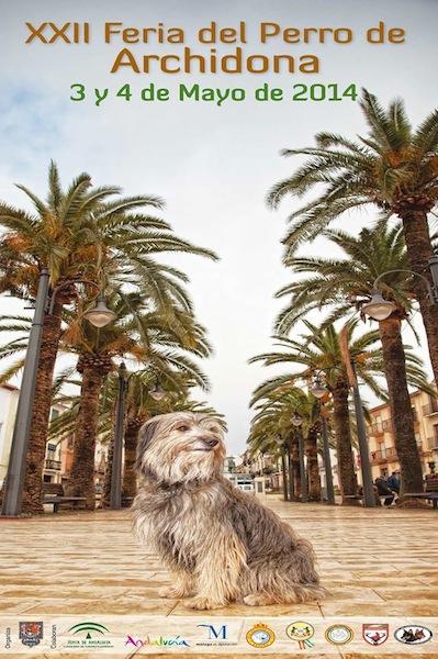 Feria del perro de Archidona 2014