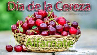 Día de la Cereza de Alfarnate