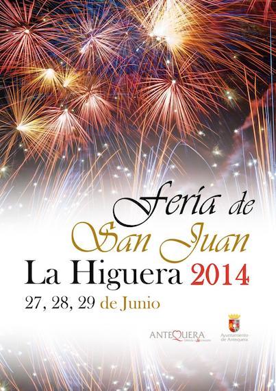 Feria de San Juan de La Higuera 2014