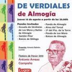 Cuna de Verdiales de Almogía 2014