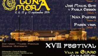 XVIII Festival de la Luna Mora de Guaro