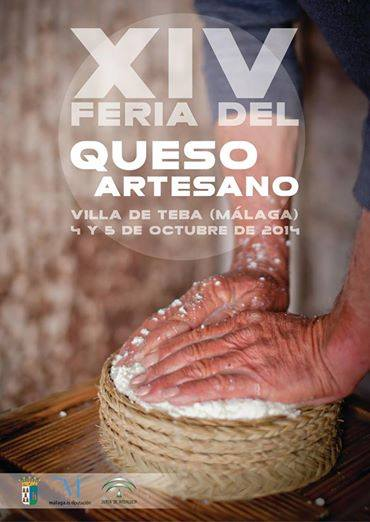 XIV edición de la Feria del Queso artesano de Teba