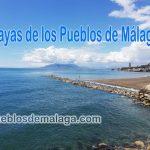 Playas de los Pueblos de Málaga
