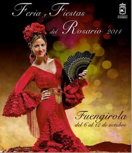 Feria del Rosario de Fuengirola 2014