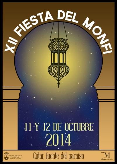 Fiesta del Monfí 2014 en Cútar