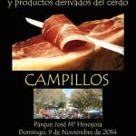 Feria del jamón de Campillos 2014