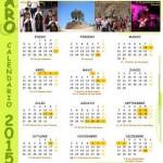 Calendario Guaro 2015