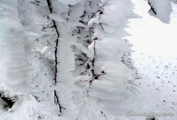 Viento, nieve y magia en el Torcal de Antequera