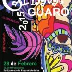 El próximo 28 de febrero, coincidiendo con el día de Andalucía se celebra en Guaro el Carnaval 2015