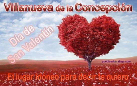 Villanueva de la Concepción quiere ser el pueblo más romántico de Andalucía.