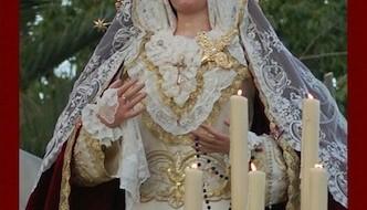 Cartel de la Cofradía de Nuestra Señora de Consolación de Villanueva de la Concepción