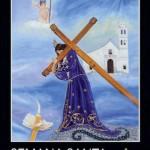 Cartel de Semana Santa de Frigiliana 2015