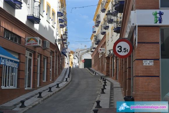 Calle Albaicín