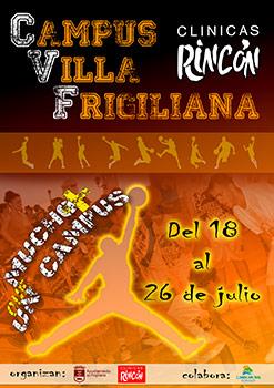 XVII Campus Villa Frigiliana Clínicas Rincón