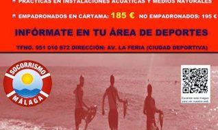 Curso de socorrismo en Cártama