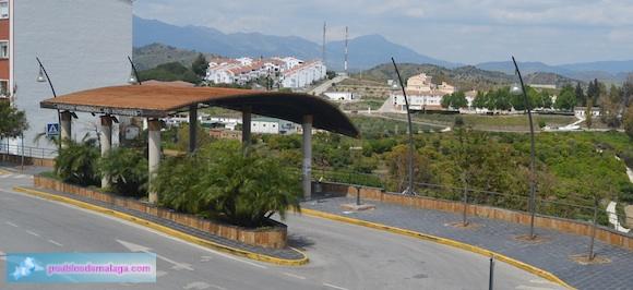 Estación provisional de Autobuses de Coín