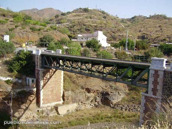 Puente de Hierro de Almogía