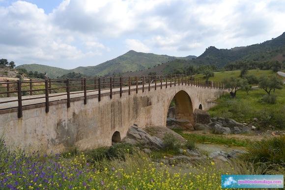 Puente Romano de Almogía