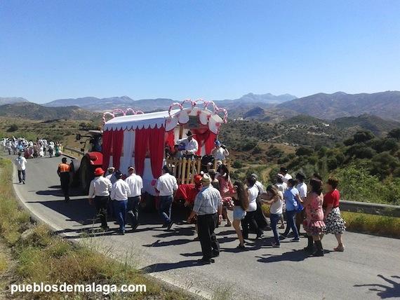 Fotos de la Romería de Almogía 2015