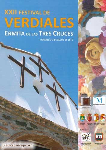"""Festival de Verdiales """"Ermita de las Tres Cruces"""""""