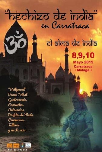programa para el Hechizo de India en Carratraca