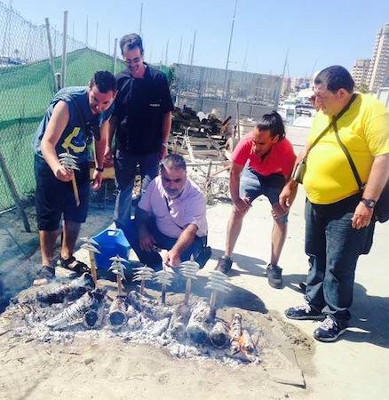 La Diputación formará a 60 malagueños desempleados sobre el oficio de espetero