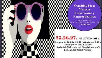 Coaching para mujeres Empresarias y Emprendedoras