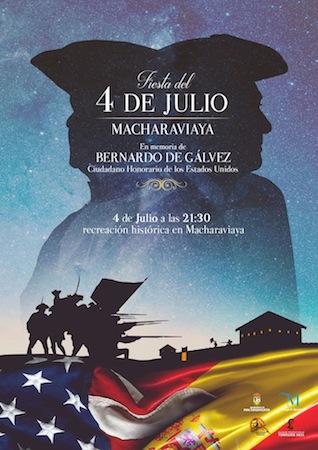 Fiesta del 4 de julio en Macharaviaya