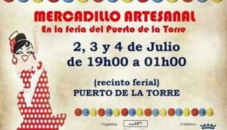 Mercadillo Artesanal Puerto de la Torre