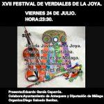 Festival de Verdiales de La Joya 2015