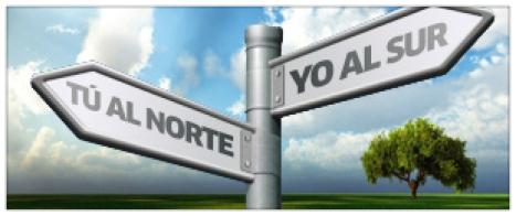 """""""Tú al norte y yo al sur"""" en Canal Sur Televisión y ETB"""