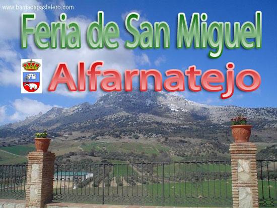 Feria de Alfarnatejo