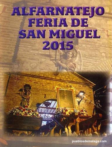 Feria de San Miguel de Alfarnatejo 2015