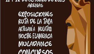 Feria de la Mula de Arenas 2015