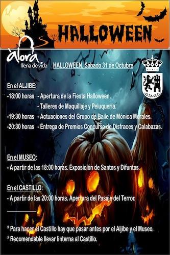 Halloween en Álora