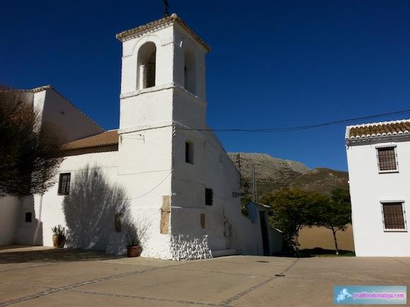 Iglesia de Villanueva de Cauche