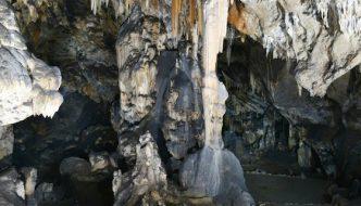 Cueva de Ardales: Vista de la Gran sala de las Estrellas